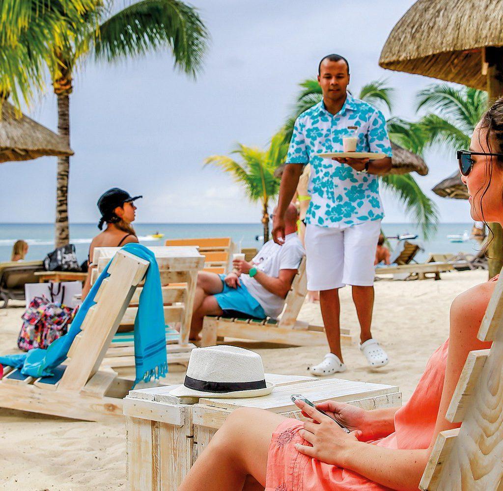 Mauritius, Beachcomber Hotels
