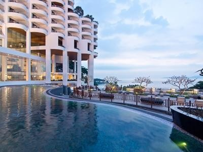 THAIMAA, Royal Cliff Beach Resort