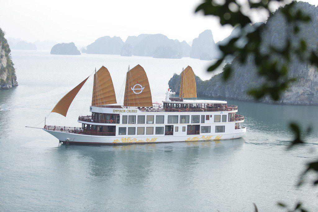 VIETNAM, Emperor Cruises in Halong Bay & Nha Trang