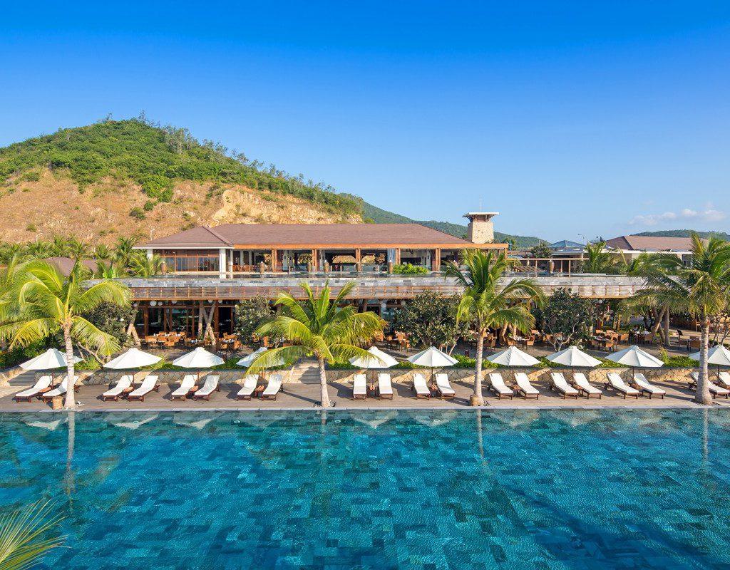 Vietnam, Nha Trang, Amiana Resort